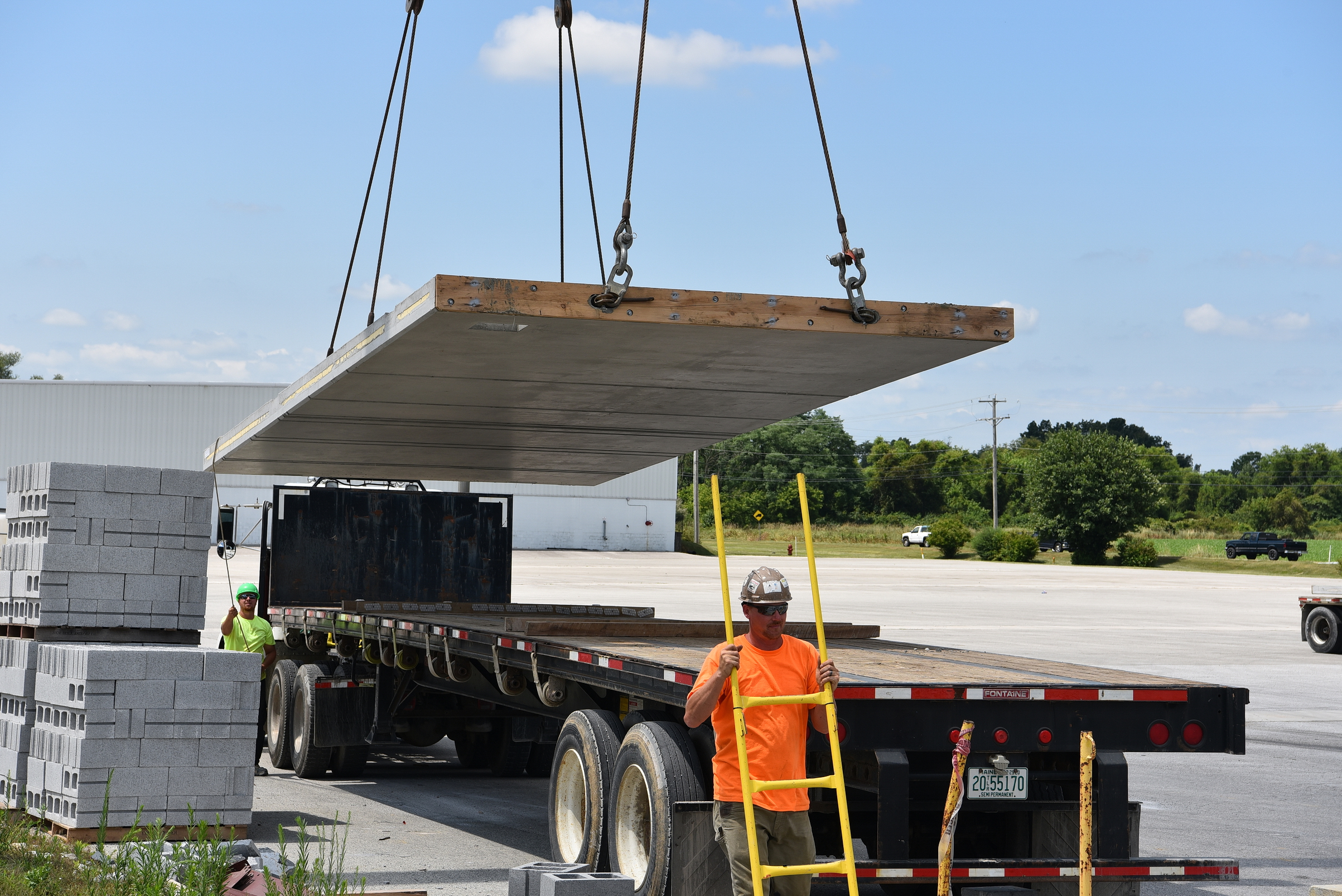 Conewago Manufacturing Precast Erectors Project - Aquaphoenix Scientific