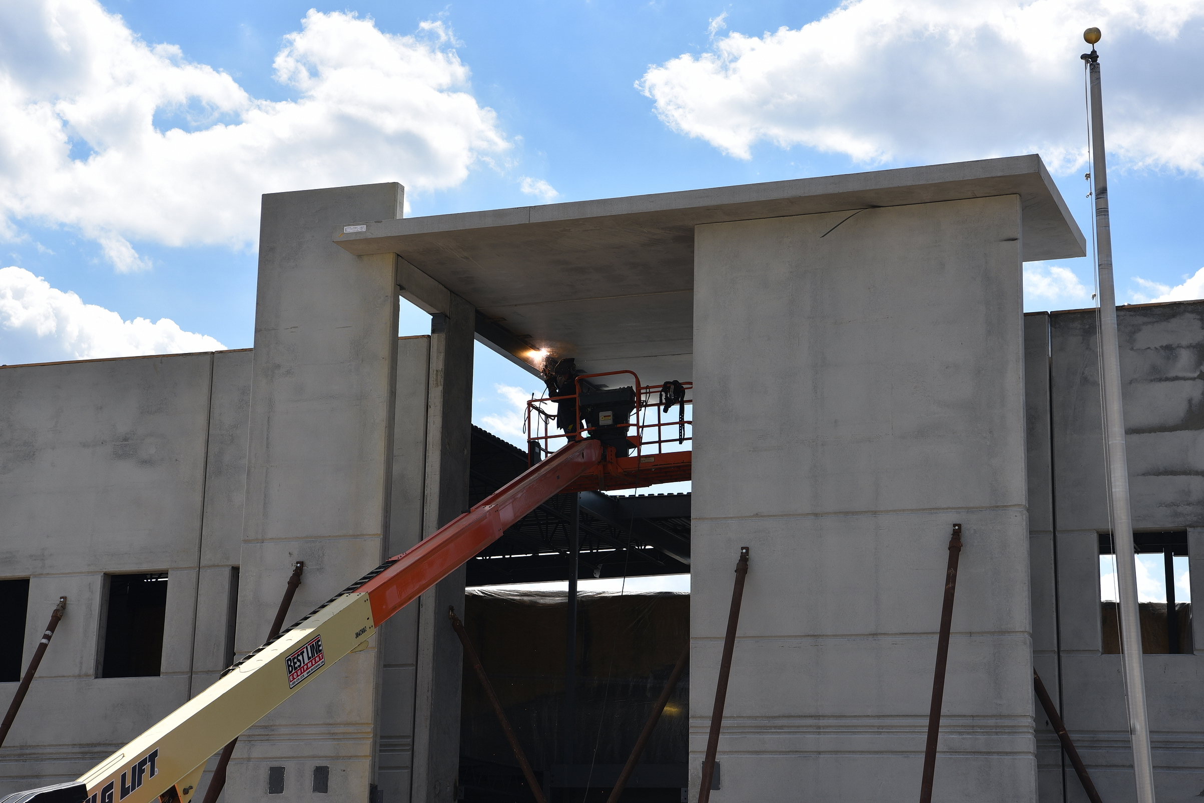 Conewago Manufacturing Steel & Precast Erectors Project - Aquaphoenix Scientific