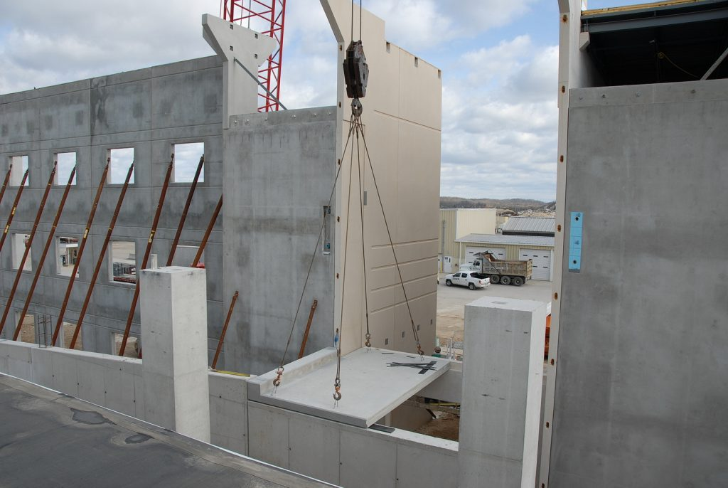 Conewago Manufacturing Precast Concrete Project - Conewago Enterprises Office