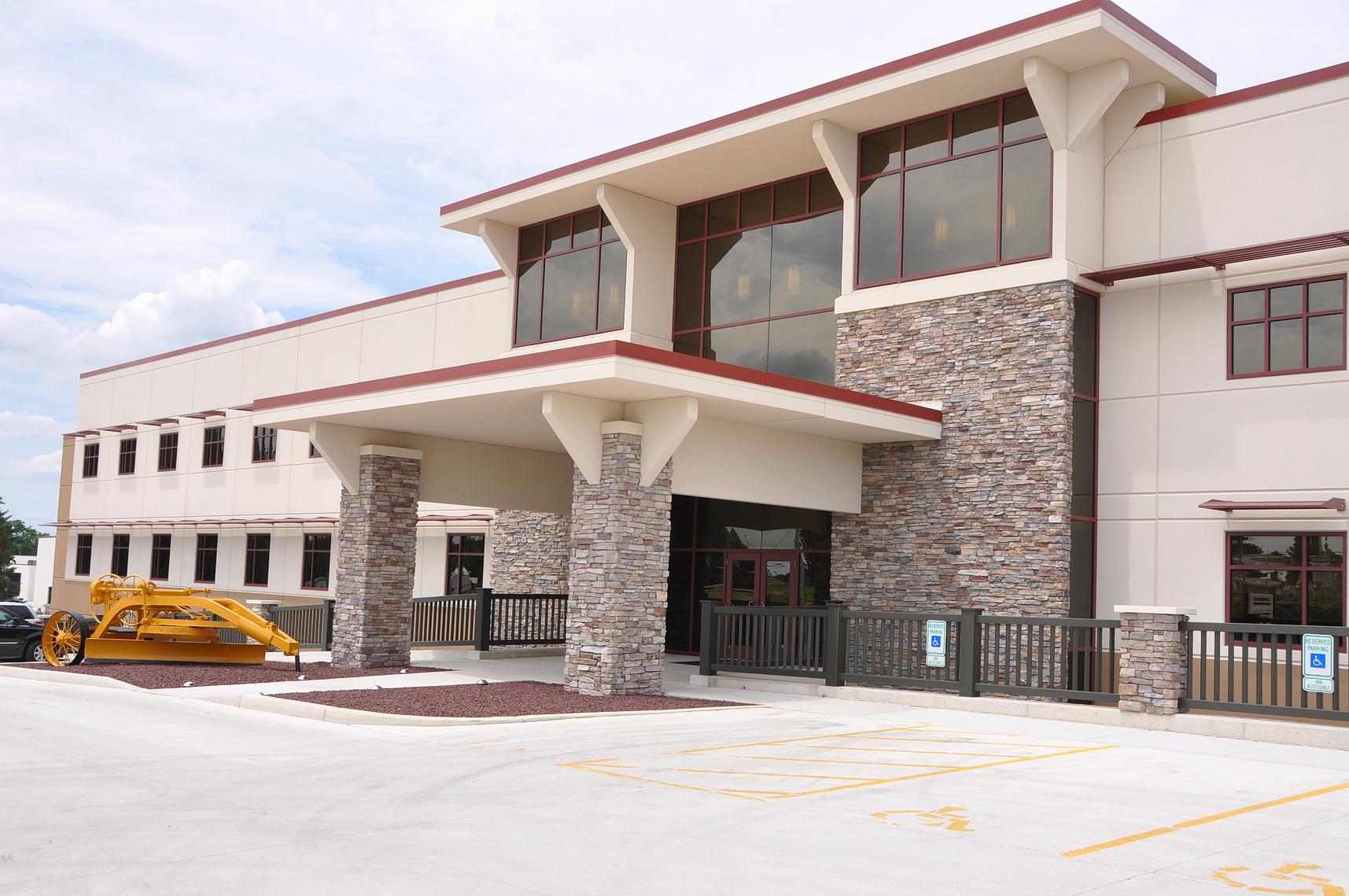 Conewago Manufacturing Precast Concrete Project - Conewago Enterprises Office