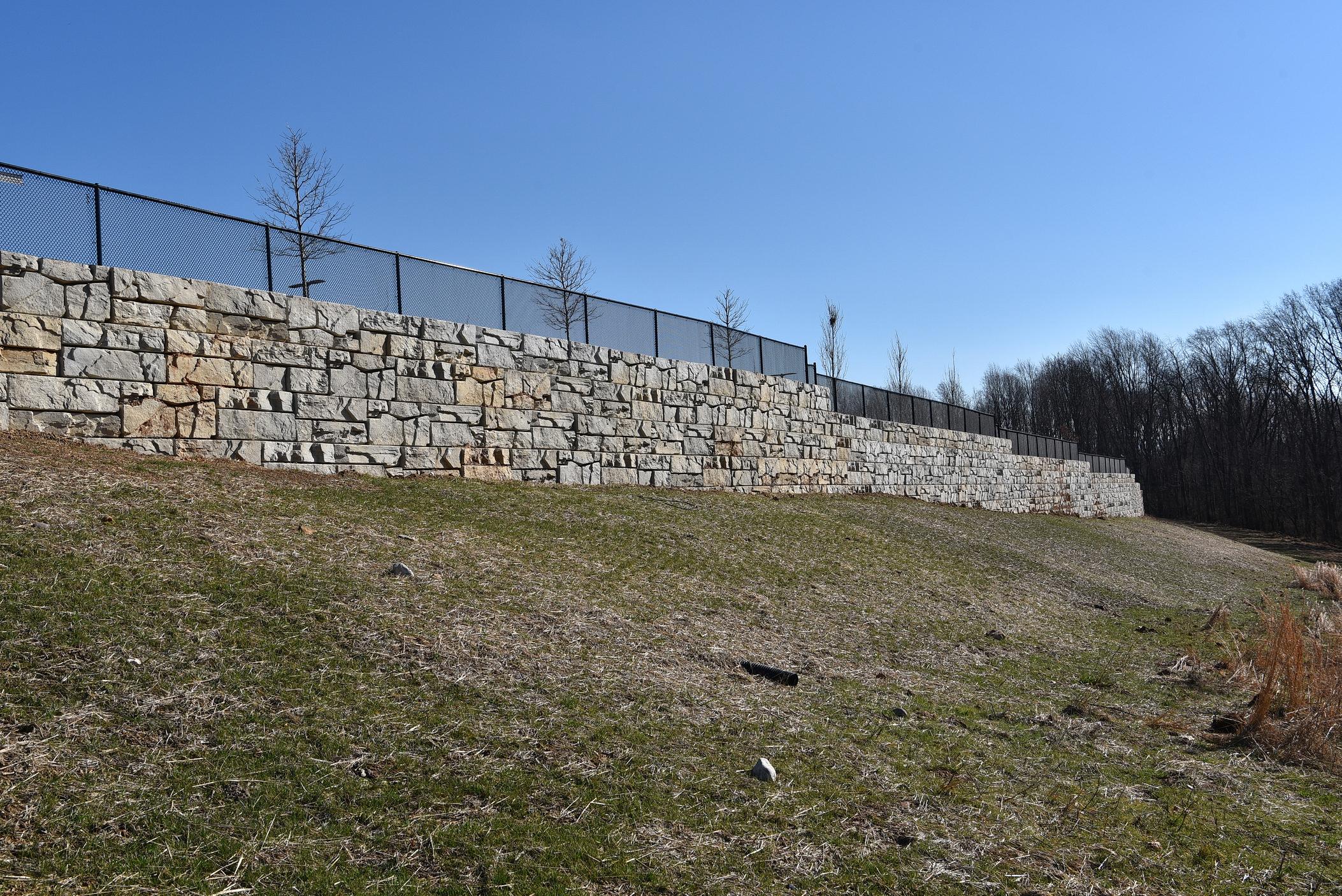 Conewago Manufacturing Verti-Block Project - Clarksburg