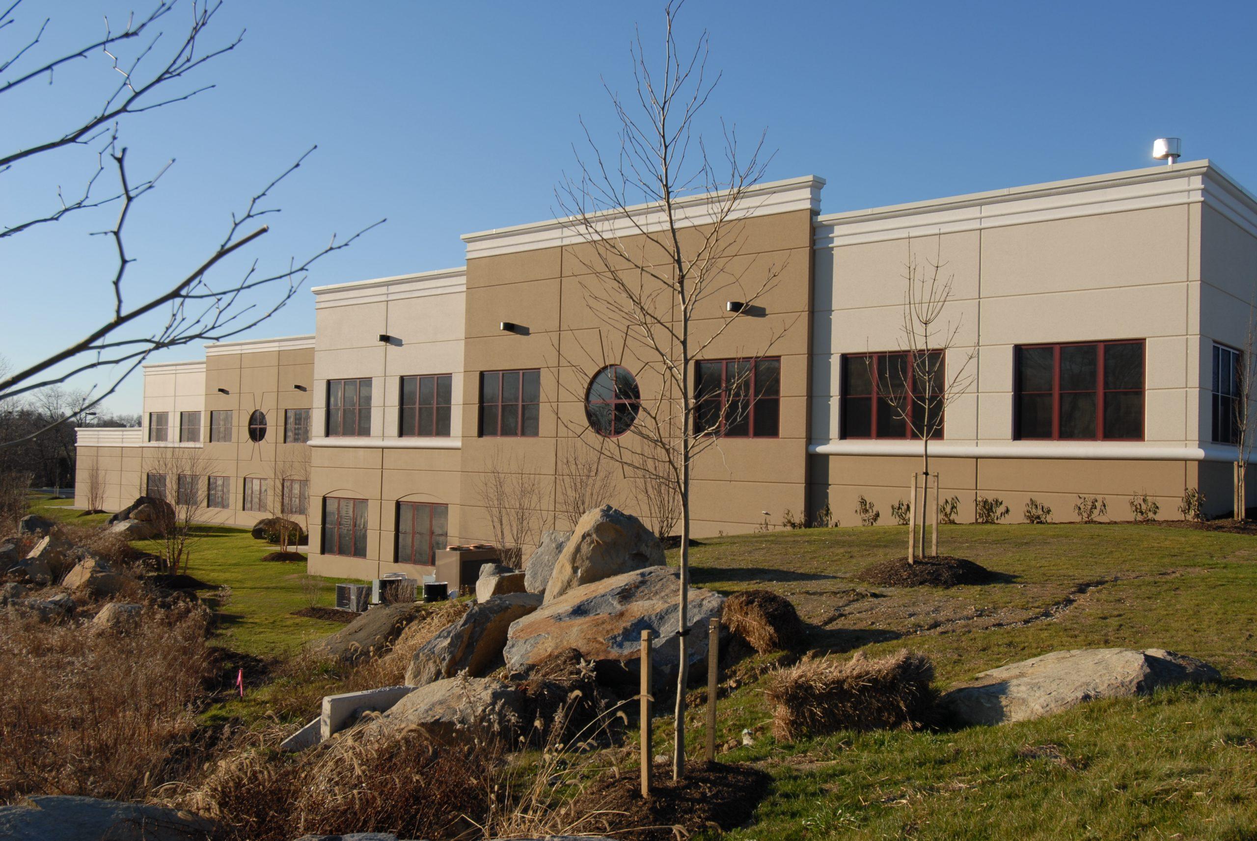 Conewago Manufacturing Precast Concrete Project - Commerce Park Medical Center