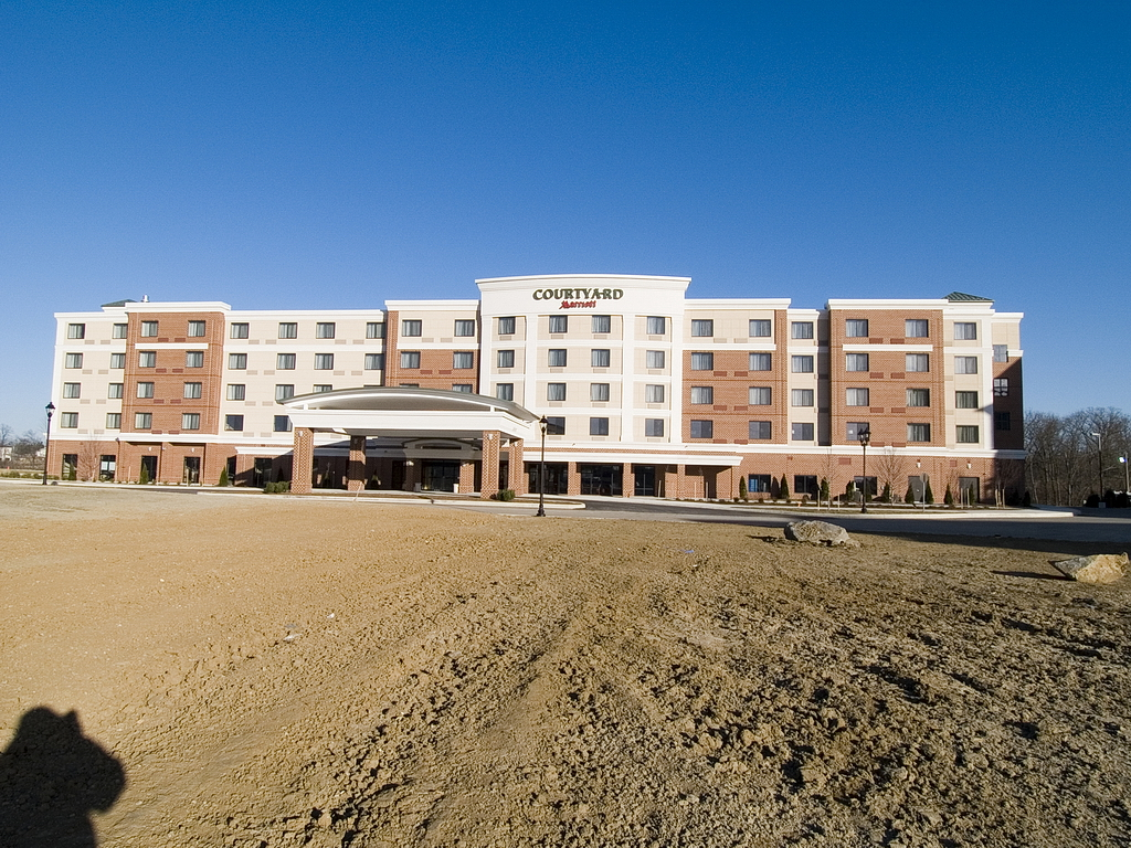 Conewago Manufacturing Precast Concrete Project - Courtyard by Marriott