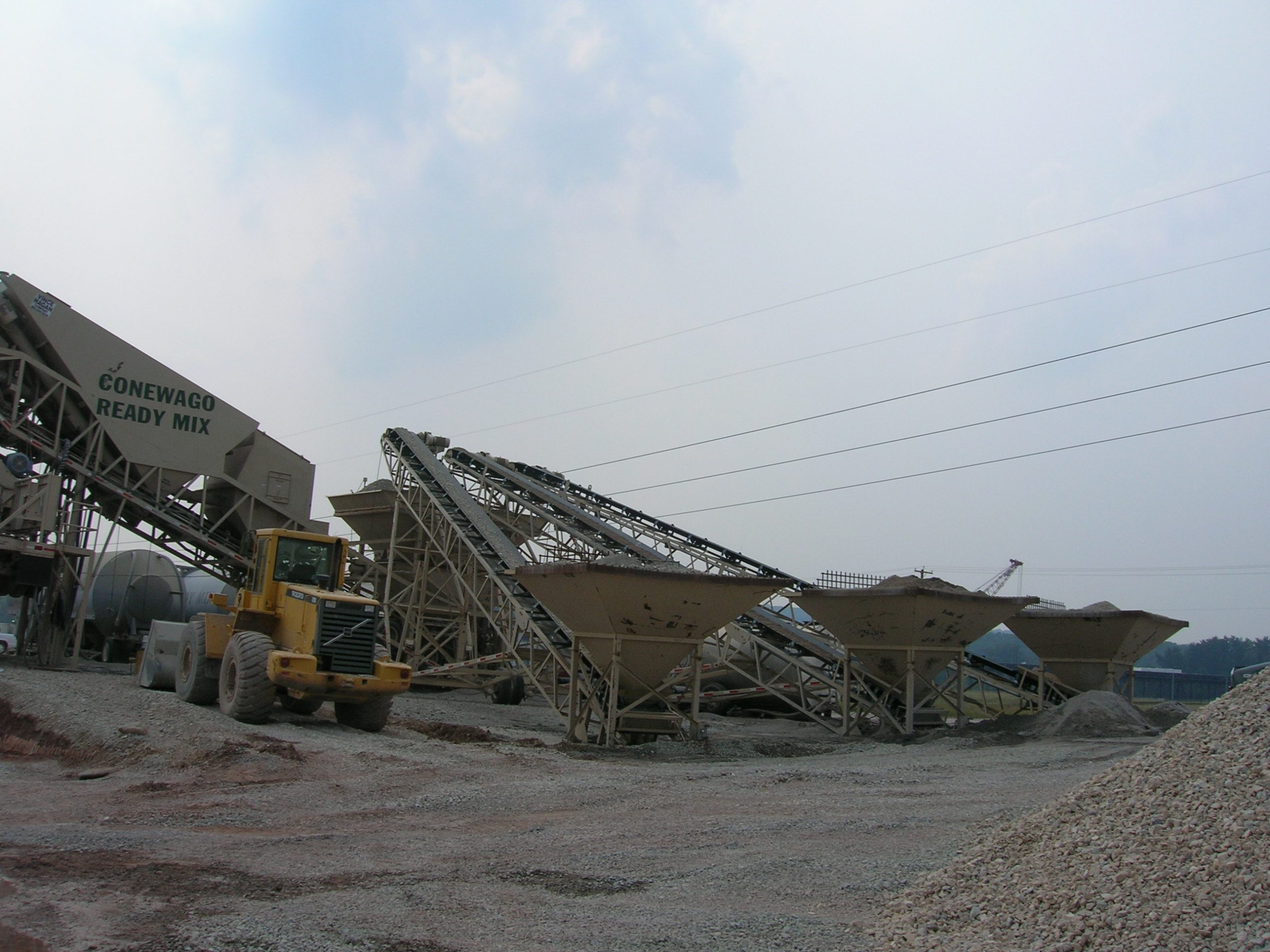 Conewago Manufacturing Mobile Ready-Mix Project - Antrim Commons II