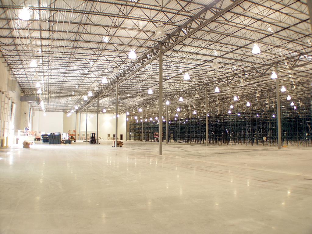 Conewago Manufacturing Steel Project - Desert Sierra