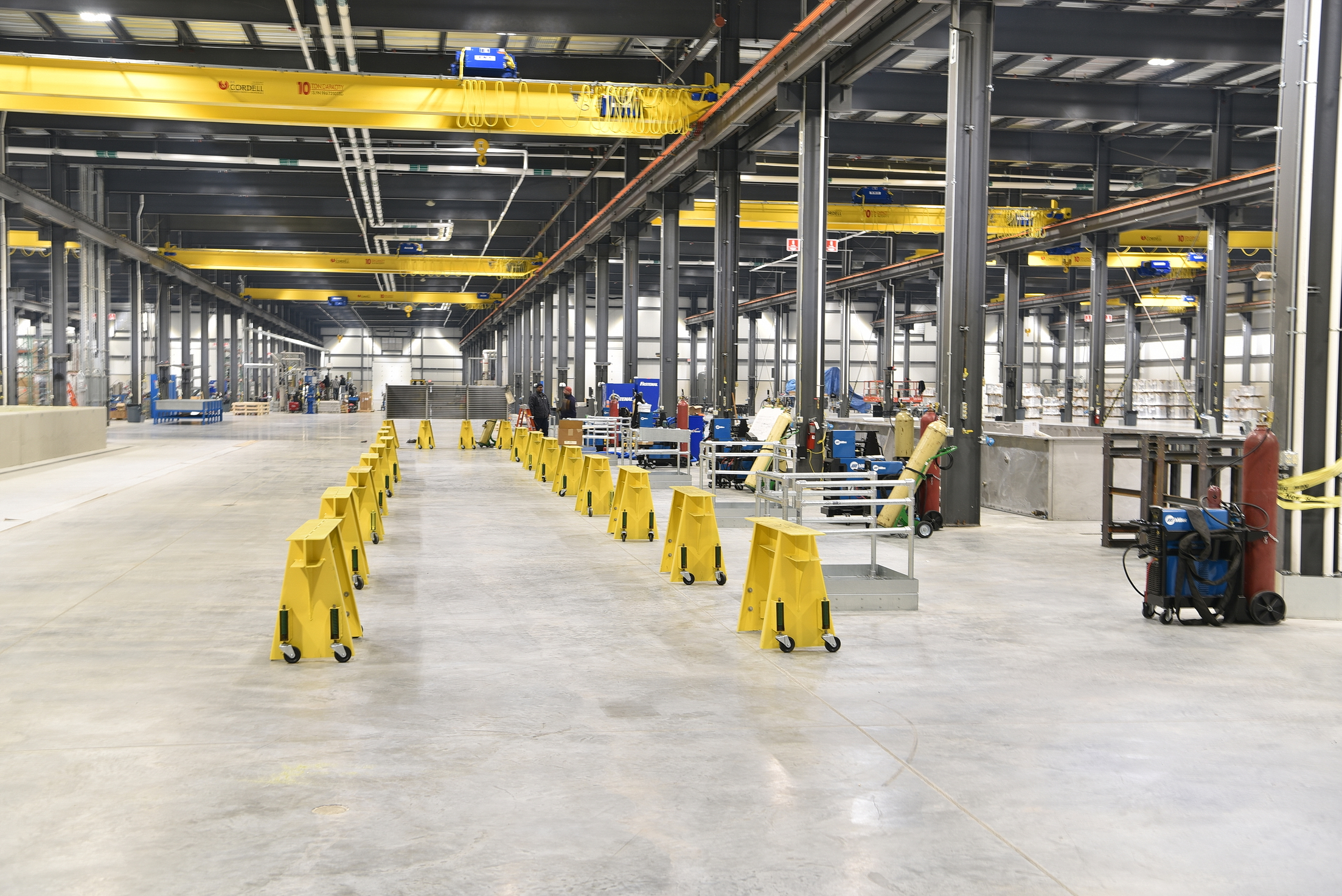 Conewago Manufacturing Ready-Mix Project - Evapco Inc.