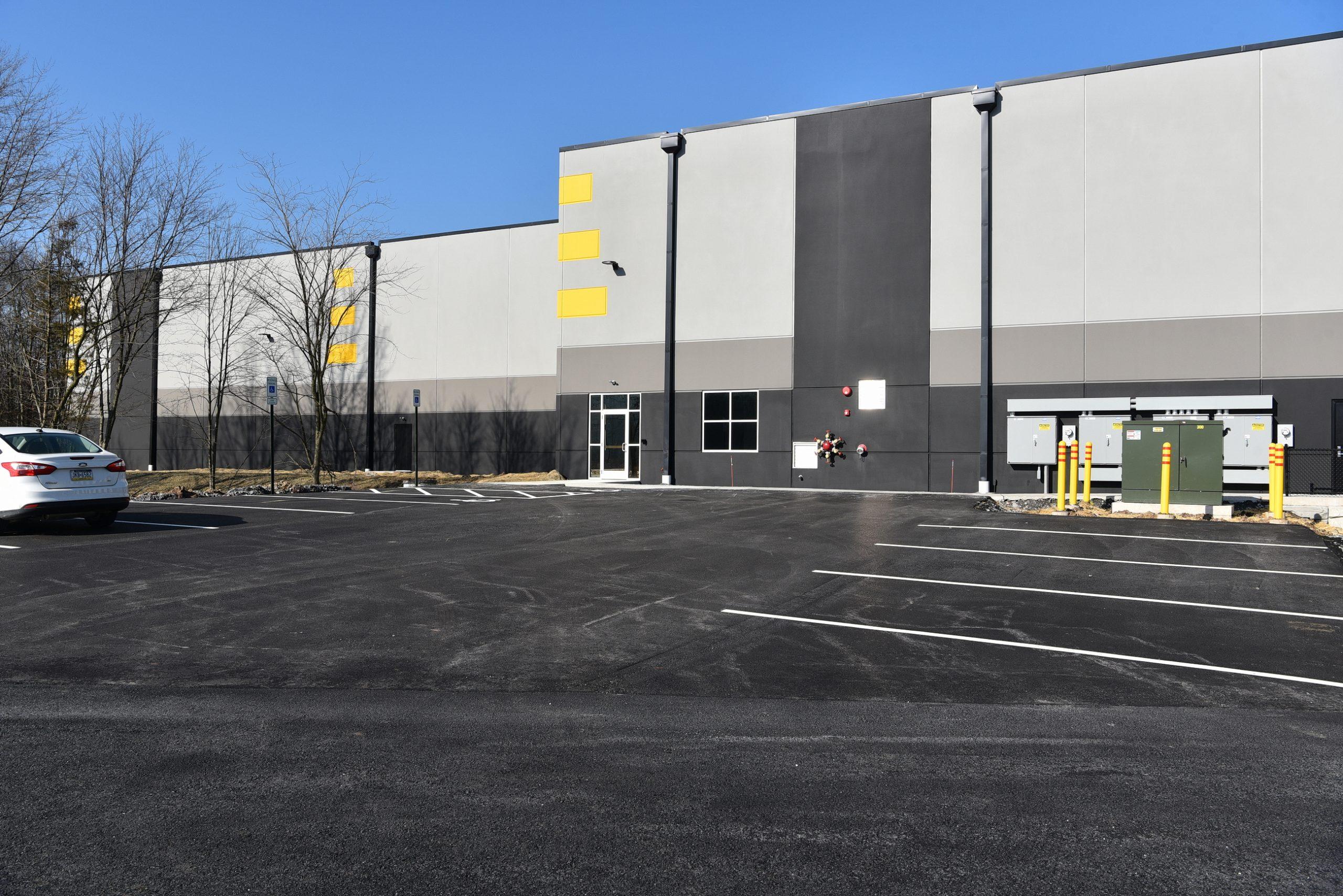 Conewago Manufacturing Steel & Precast Erection Project - Foxfield Ventures