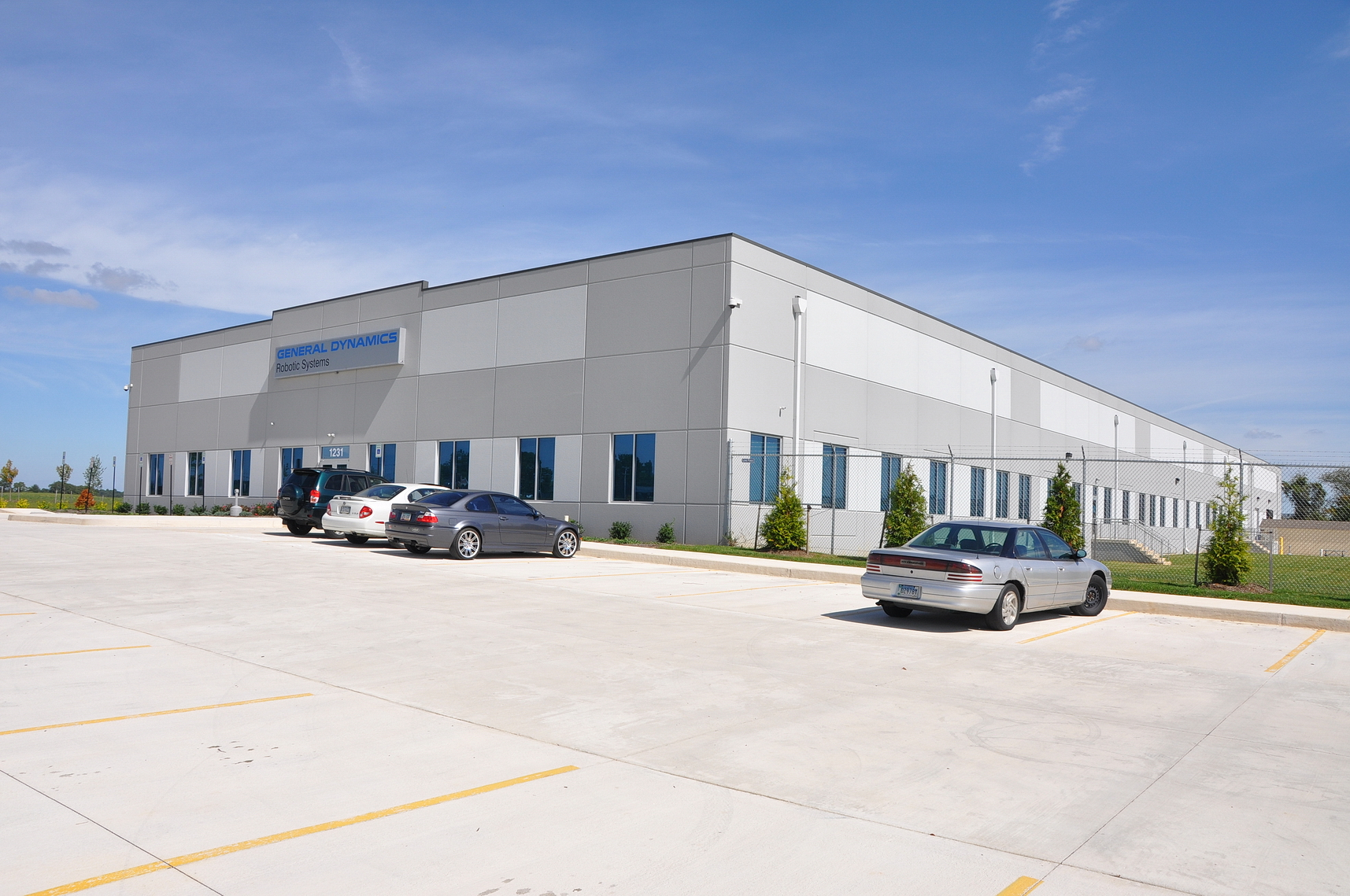 Conewago Manufacturing Steel Project - General Dynamics