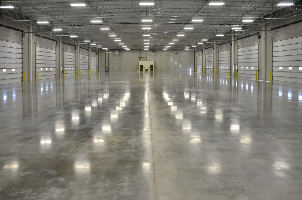 Conewago Manufacturing Ready-Mix Project - Hanover Architectural Products – Truck Storage Facility
