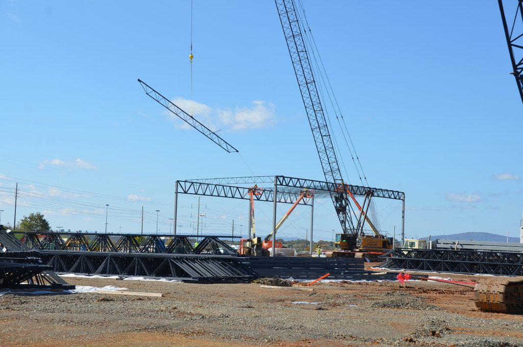 Conewago Manufacturing Steel Project - Hunter's Green Phase III