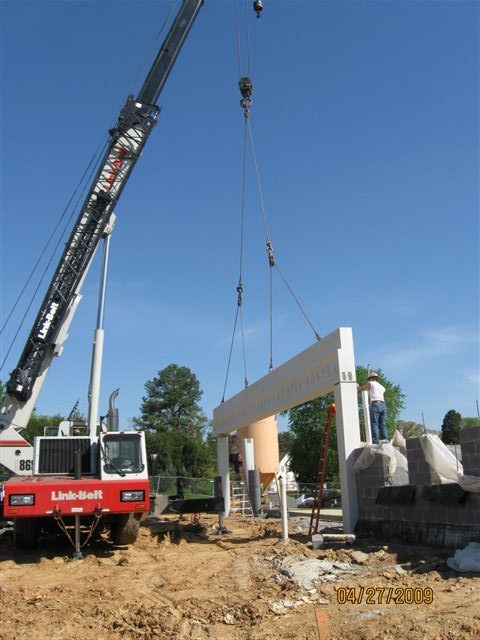Conewago Precast Concrete Project - Queen of Apostles