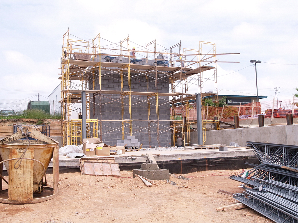 Conewago Manufacturing Steel Project - Illiano Plaza