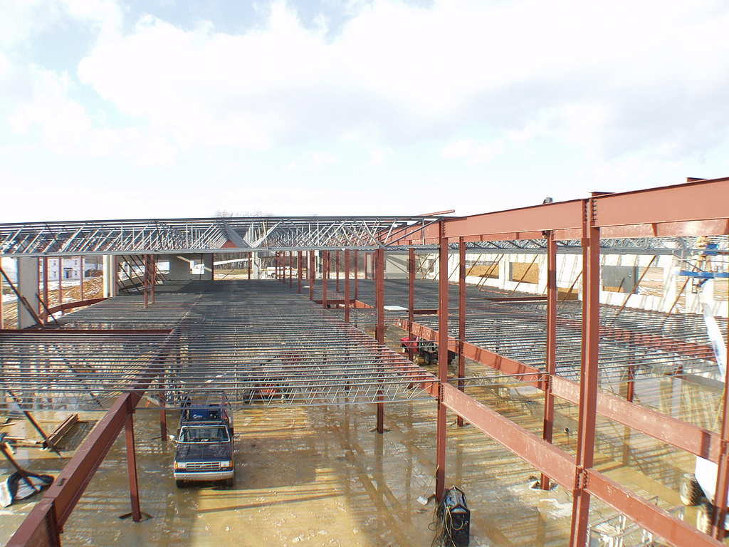 Conewago Manufacturing Steel Project - Hillside Medical Center, Hanover, PA
