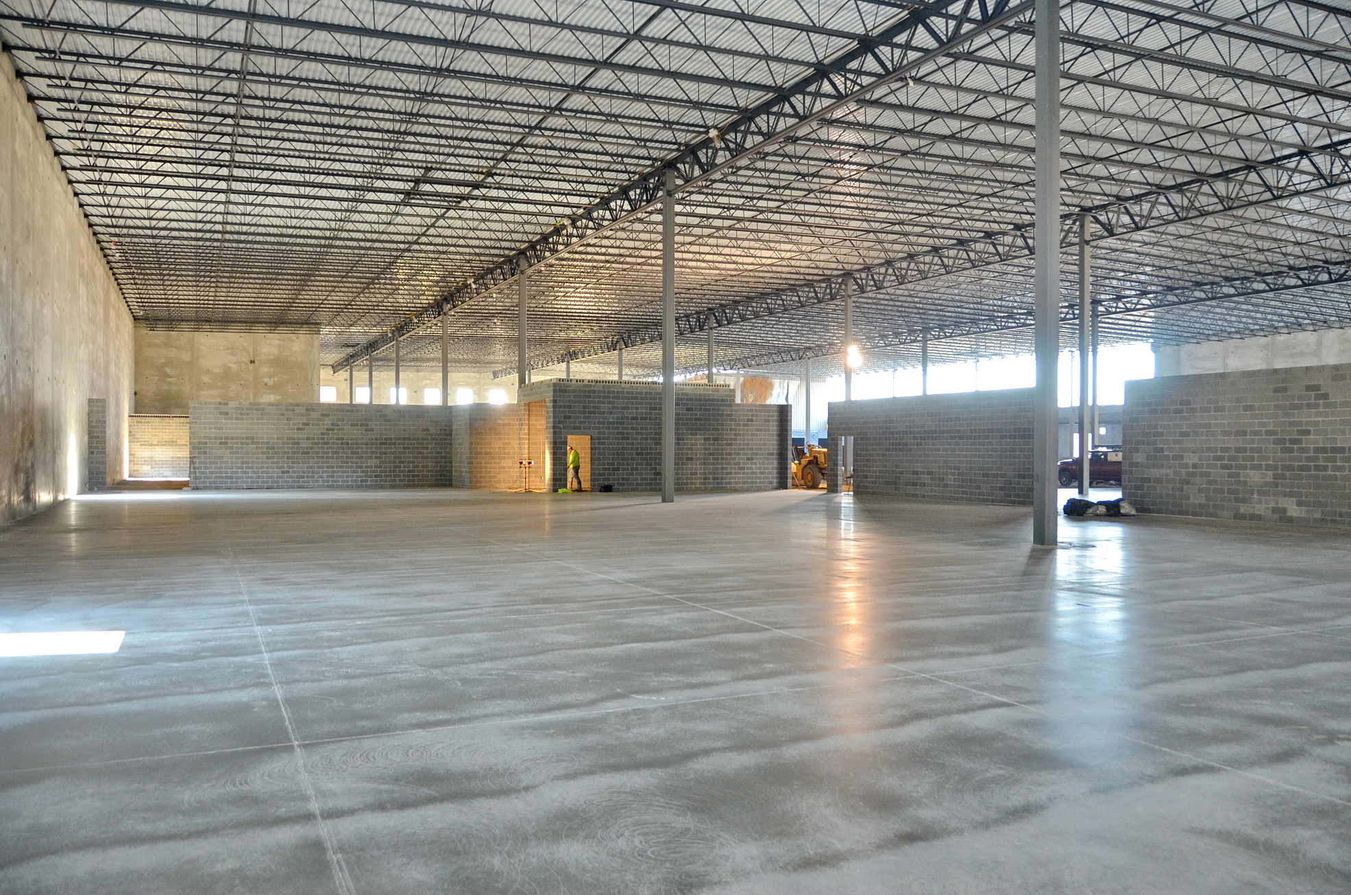 Conewago Manufacturing Ready-Mix Project - Miller Chemical