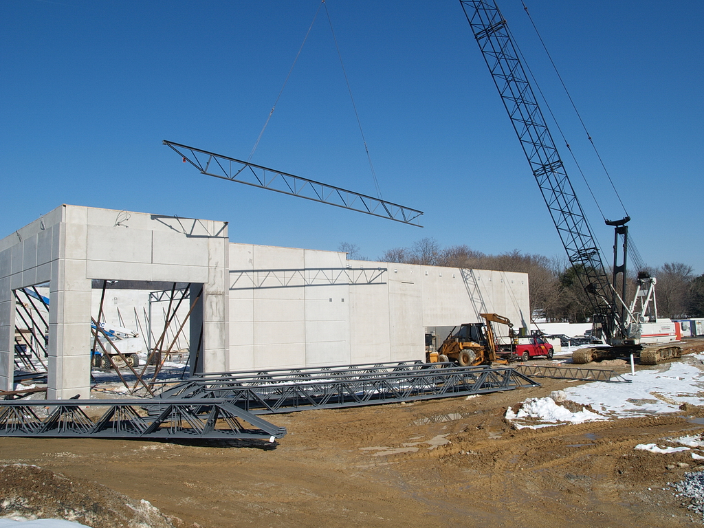 Conewago Manufacturing Steel Project - Northwest Honda