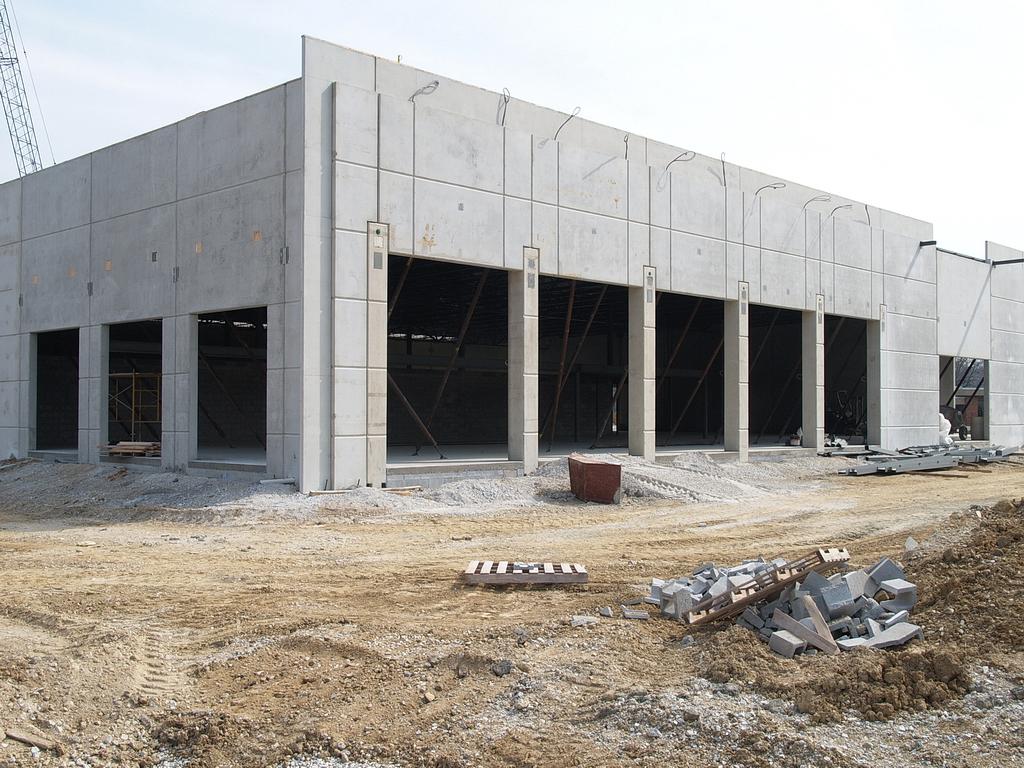 Conewago Precast Concrete Project - Northwest Honda