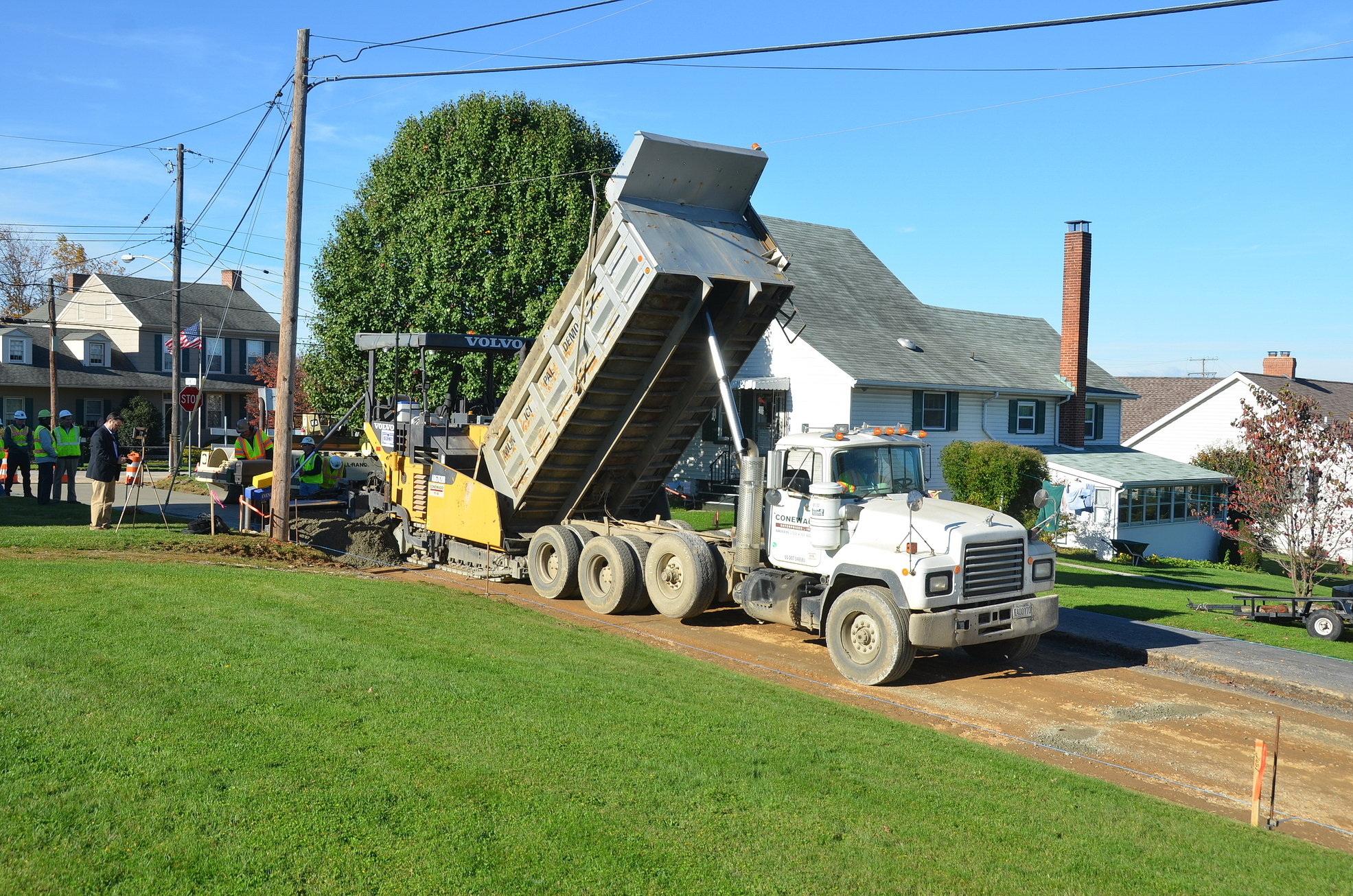 Conewago Manufacturing Ready-Mix Project - Peanut Drive