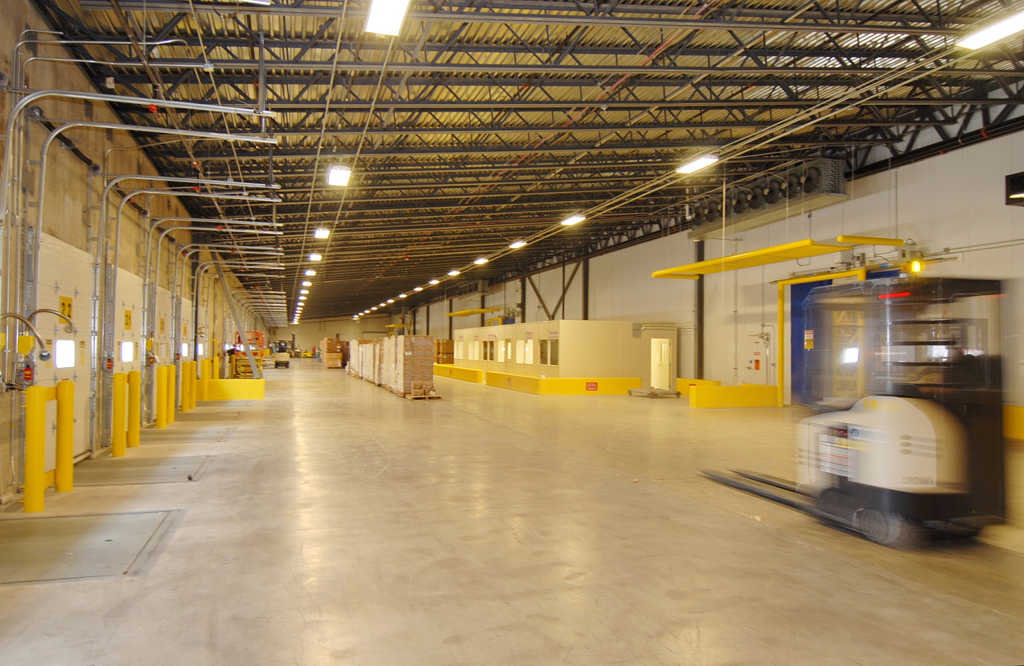 Conewago Manufacturing Steel Project - Perryville Cold Storage