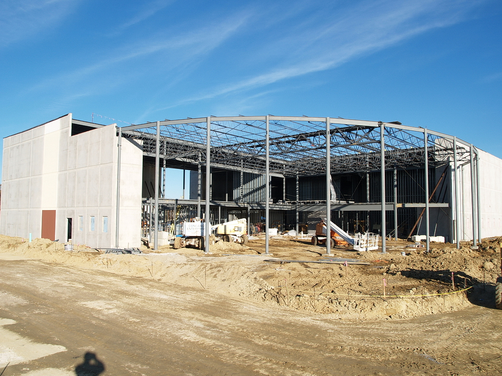 Conewago Manufacturing Steel Project - R.C. Theatre