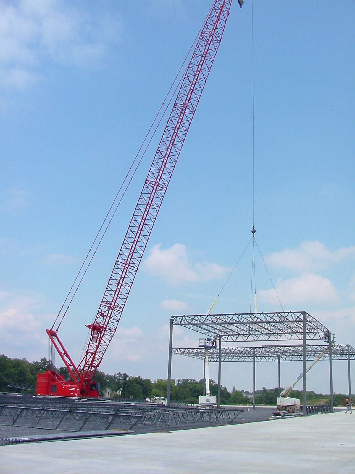 Conewago Manufacturing Steel Project - Reckitt Benckiser