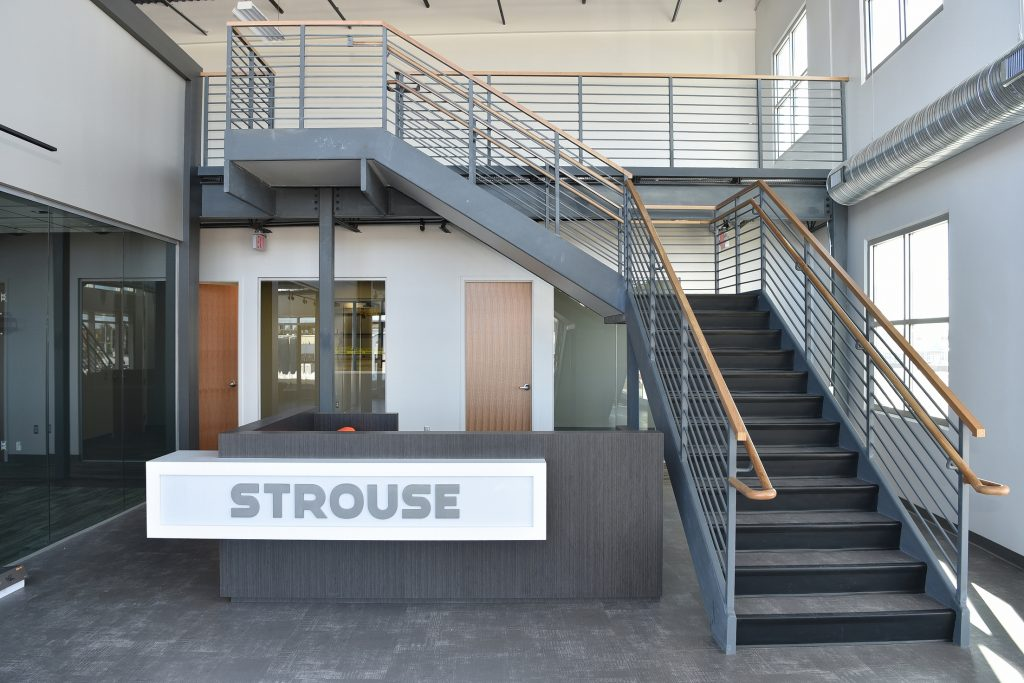 Conewago Manufacturing Steel Project - Strouse Corp