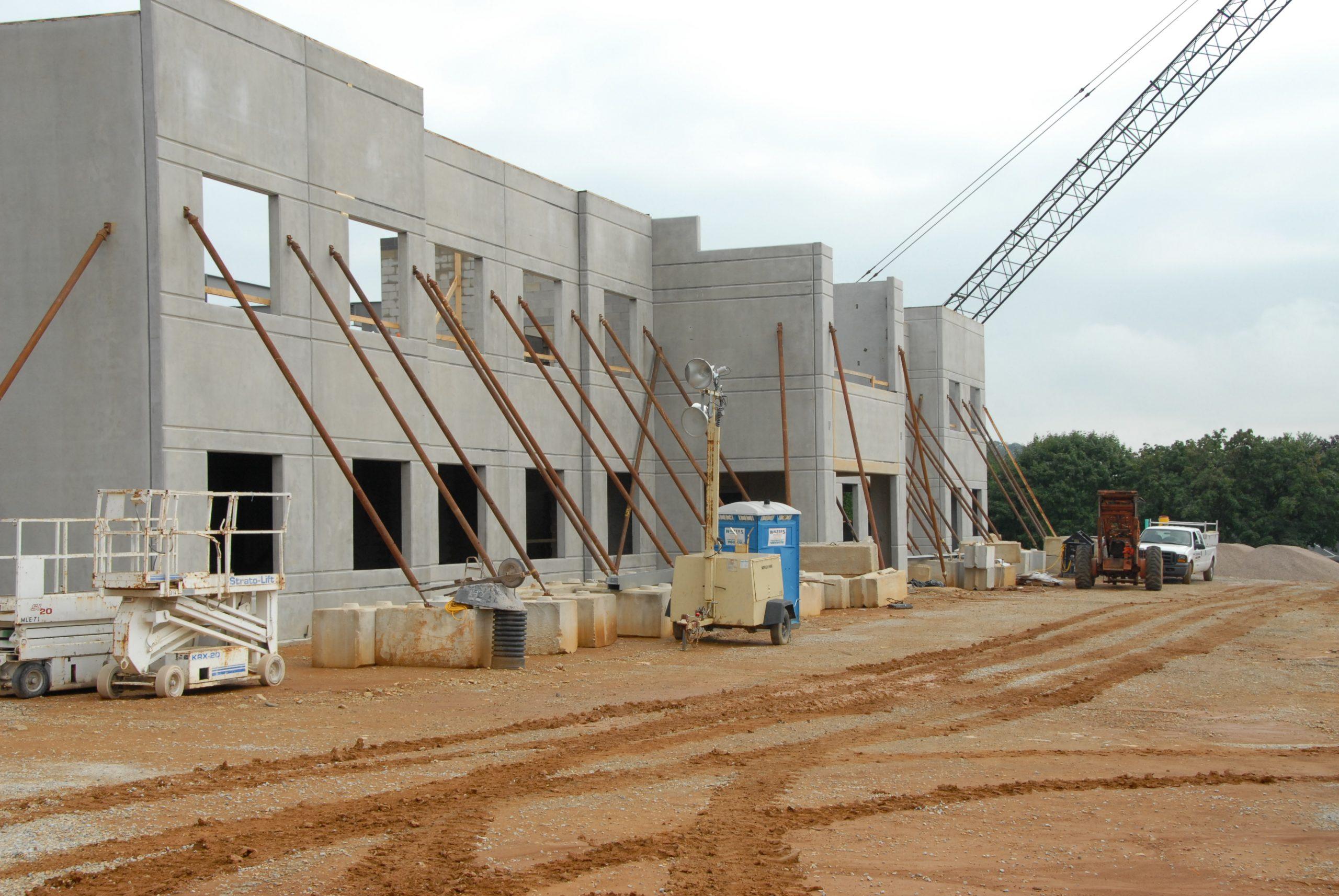 Conewago Precast Concrete Project - Thistle Hill Medical Center