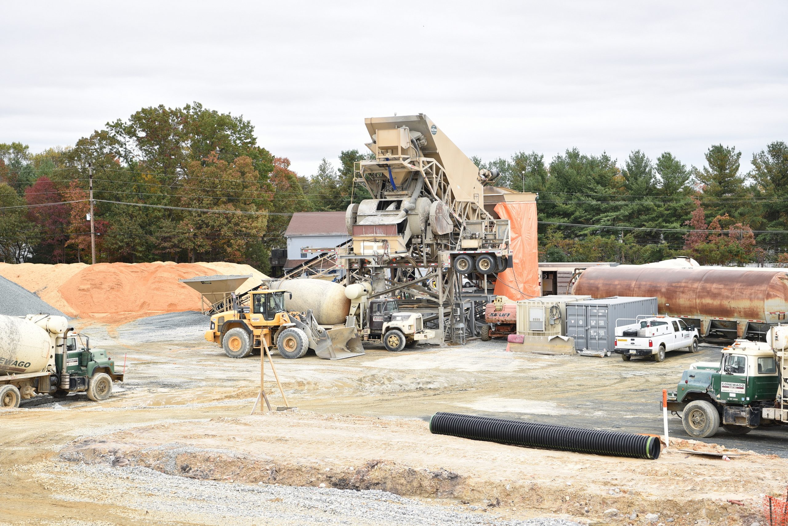 Conewago Manufacturing Steel Project - NorthEast Commons -Conewago Manufacturing Steel Project - NorthEast Commons