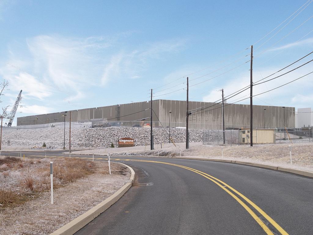 Conewago Precast Concrete Project - Wegmans Retail Service Center